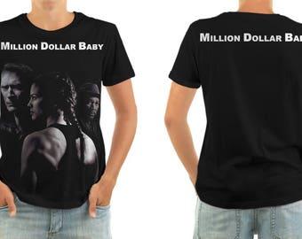 Million Dollar Baby T-shirt All sizes