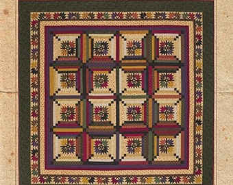 Heartspun Quilts - Autumn on Maple Leaves - Quilting Pattern  - New