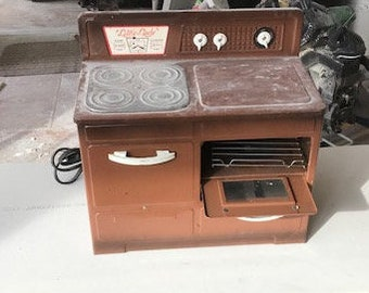 Lil Lady Children's Play Stove