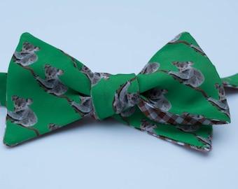 Koala Bow Tie