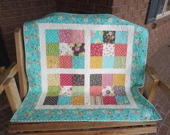 Prairie Homemade - Baby Quilt