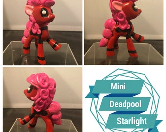 Deadpool Pinkamina