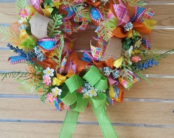 Small Spring Wreath