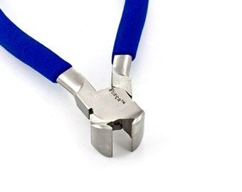"""Forca RTGS-197 Jewelry Heavy Duty Top End Wire Cutter Pliers 5.75"""" ~ 146.05mm."""
