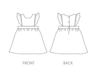 Polly Pinafore with options !