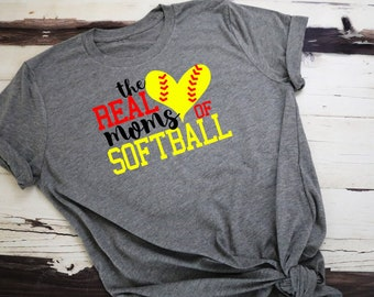 The Real Moms of Softball- Super Soft- Softball Season