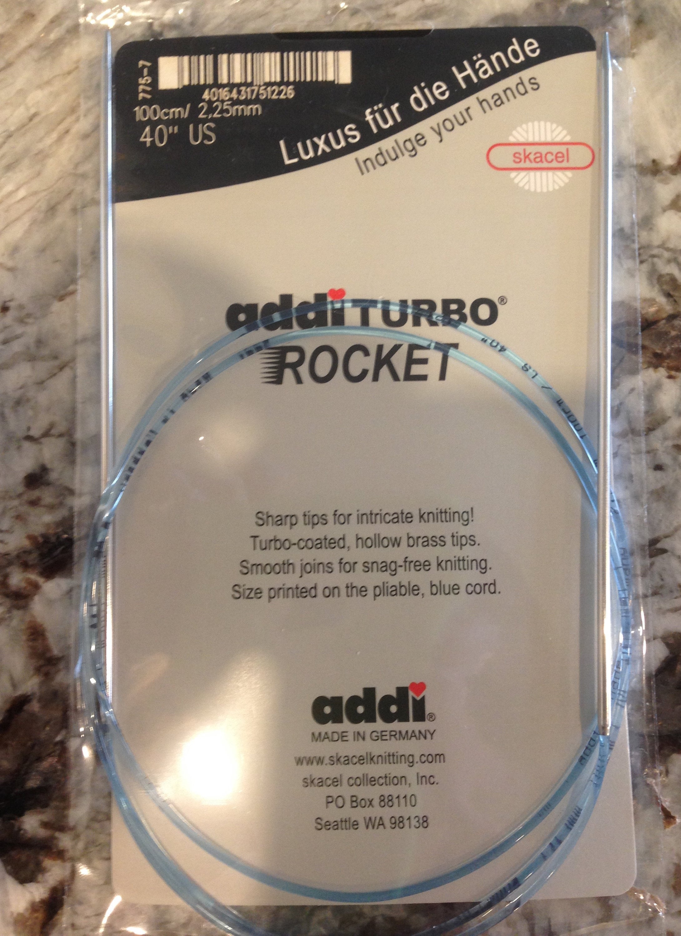 Addi Turbo Rockets