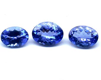 image natural gemstone facet top loading itm tanzanite is pear s deep purple blue rare quality