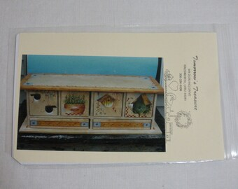 Birds & Houses Painting Packet - Sonja Richardson