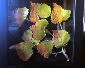 Bronze Aspen Specimen 005