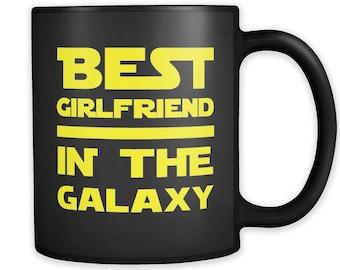 Girlfriend Gift, Girlfriend Mug, Cute Girlfriend Gift, Mug for Her, Gift for Her, Cute Coffee Mug, Funny Gift for Her, Unique gift #a083