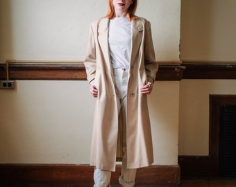 vintage London Fog trench coat