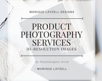 Professional Product Photographer