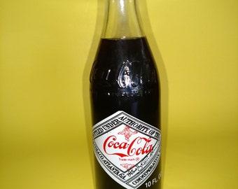 Coca-Cola 75th Anniversary Bottle 1977 Atlanta, Georgia
