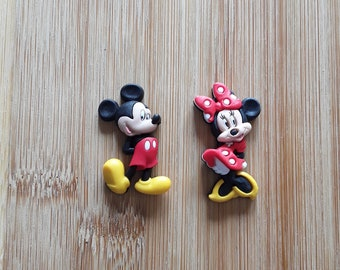 Mickey and Minnie Mouse Needle Minders (Set of 2)