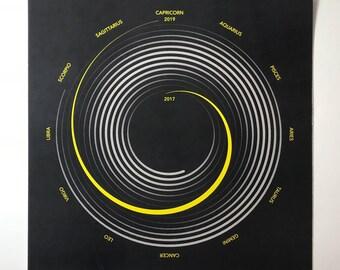 2018 Sun and Moon Calendar