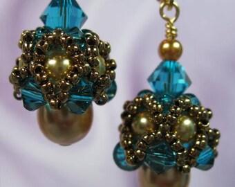 Renaissance Elegance Earrings