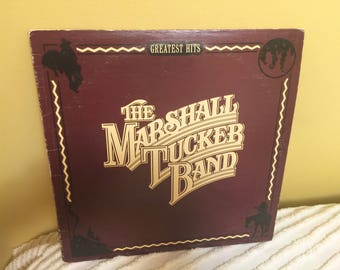 Marshall Tucker Band Greatest Hits Record Album Vinyl NEAR MINT CONDITION