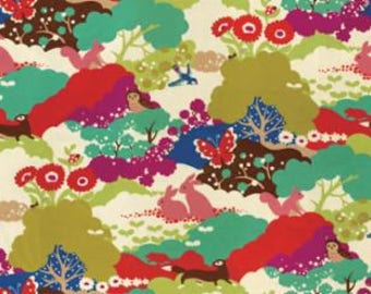 Habitat fabric etsy lucky day by momo for moda happy habitat cream 12 yard cotton quilt fabric 817 gumiabroncs Image collections