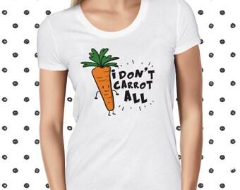Funny Carrot Vegan Tshirt Cute Vegan Tee Vegetarian Tee Plant Based Tee Cute Plant Tee Cute Vegan T-shirt Plant-based Tee Be Vegan Shirt