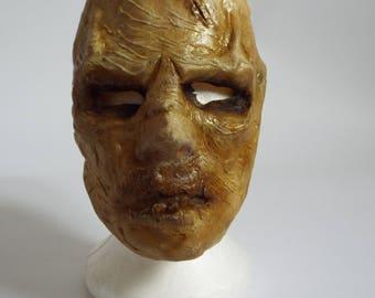 Zombie Elastic strap latex Mask