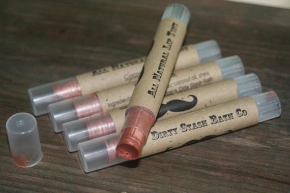 All Natural Coconut Latte Lip Tint  slim tube