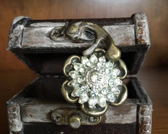 Mini Bedazzles Treasure Box