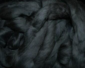 Ashland Bay Merino Wool Top Graphite One Pound