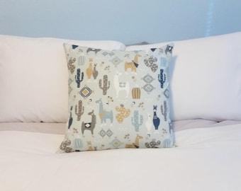 Little Llama Decorative Pillow