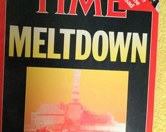 Time Magazine  May 12, 1986