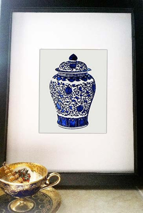 chinoiserie blue white blue white decor blue white wall