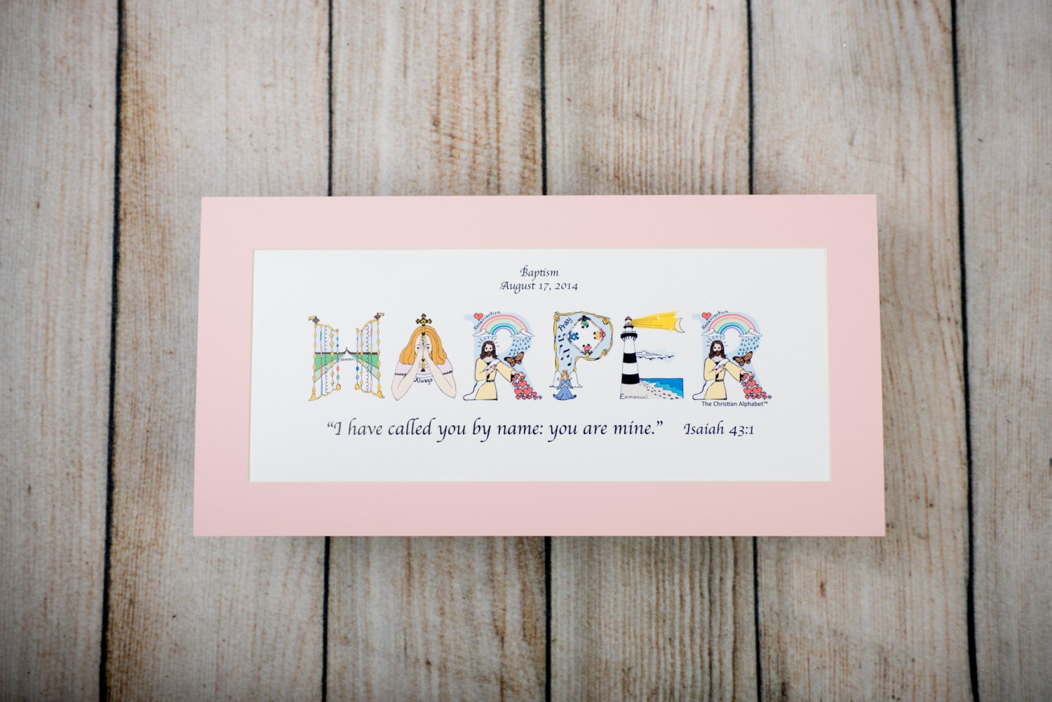 Baby Girl Christening Gifts Personalized Christian Gifts