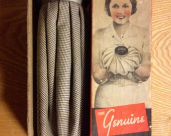 Vintage 1930s Wireless Ice Bag