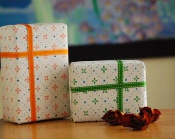 Petal Tile Gift wrap
