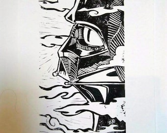 print, star wars, Darth Vader.