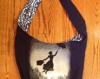 Mary Poppins Crossbody Bag