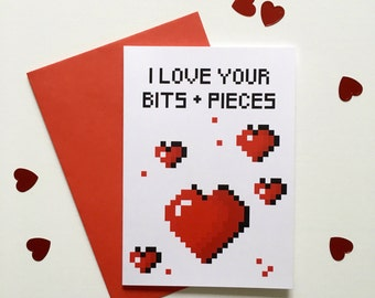 I Love Your Bits + Pieces