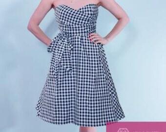 Tanith Bustier Dress