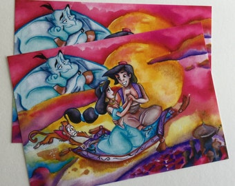 A whole new world PRINT