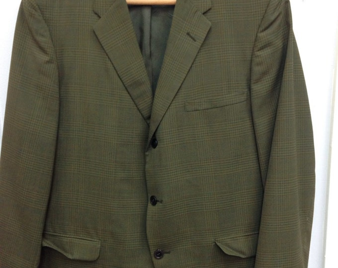 1960's Men's Blazer Weisel Co.