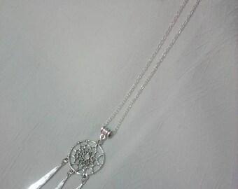 Necklace-dream big dreams drops