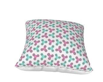 Fidget Spinner Pattern Pillow Case