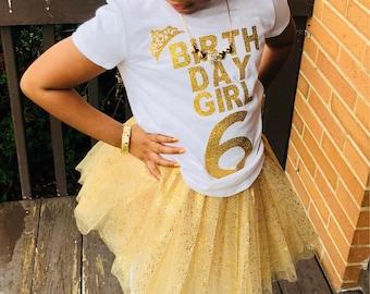 BIRTHDAY GIRL/ BOY- Custom Onesie or TShirt- Toddler Bodysuit- Birthday Gift- Baby Girl/ Boy Birthday Gift- Custom Birthday Onesie- T-Shirt