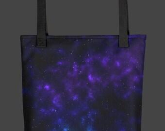 Galaxy Tote Bag   Galaxy Computer Tote   Galaxy Laptop Bag   Constellation Tote Bag