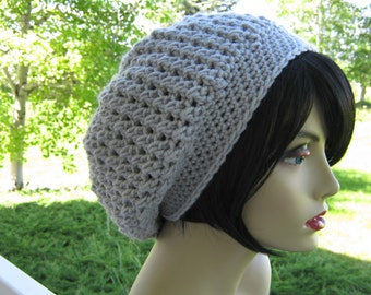 CROCHET PATTERN PDF - The Essence of Slouch Oversized Croheted Hat - CaN sell items made. Women's beanie, instant download, yarntwisted