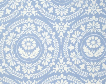 Nostalgia Figgy Blue - 1/2yd