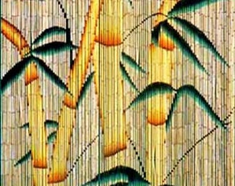 The Bamboo Forest Bamboo Curtain 90 strands