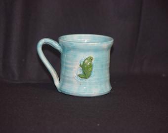 Alligator Coffee Mug [Left or Right Handed]