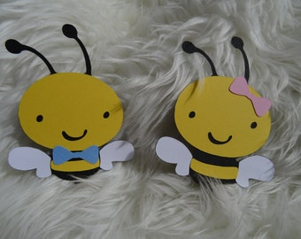 What Will It Bee Gender Reveal Decorations