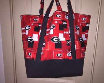 Georgia Grocery Tote Bag